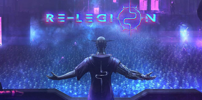 Re-Legion (Holy Wars) v1.3.4.325 - торрент