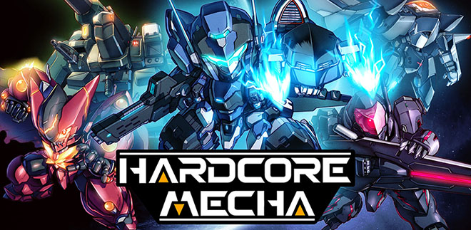 HARDCORE MECHA v1.12 - полная версия