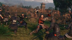 Total War: Three Kingdoms v1.1.0 - торрент