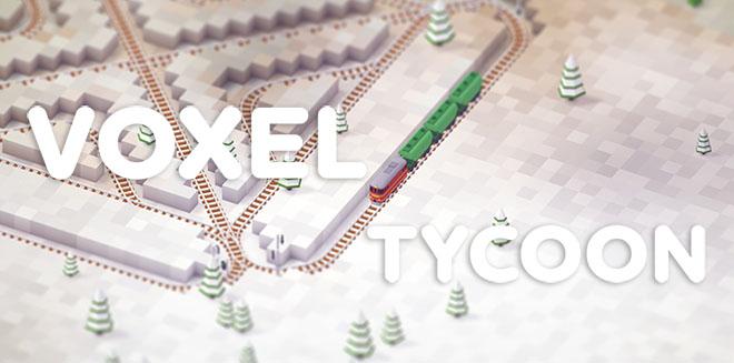 Voxel Tycoon v0.75 - торрент