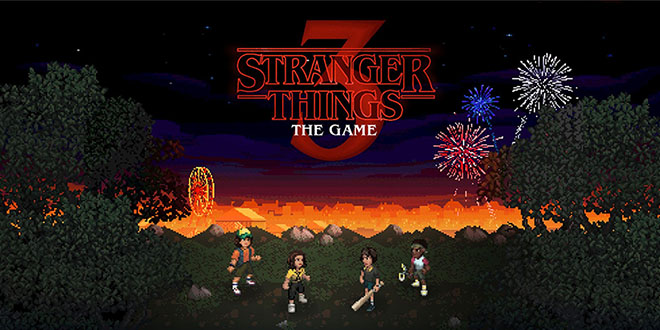 Stranger Things 3: The Game v1.3.857 - полная версия