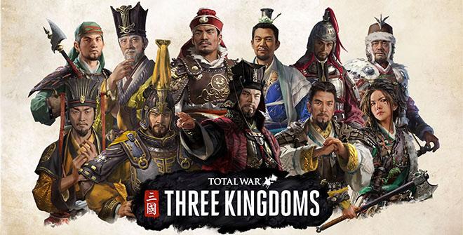 Total War: Three Kingdoms v1.1.0 - торрент