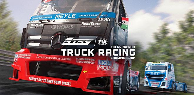 FIA European Truck Racing Championship v1.0.1 - торрент