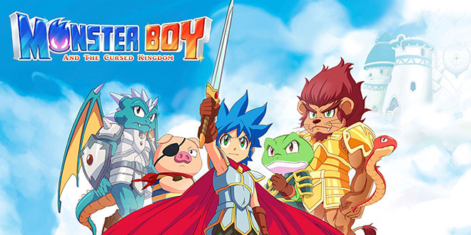 Monster Boy and the Cursed Kingdom v1.0 rc4 - полная версия на русском