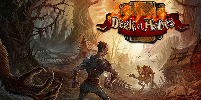 Deck of Ashes Build 184 - игра на стадии разработки