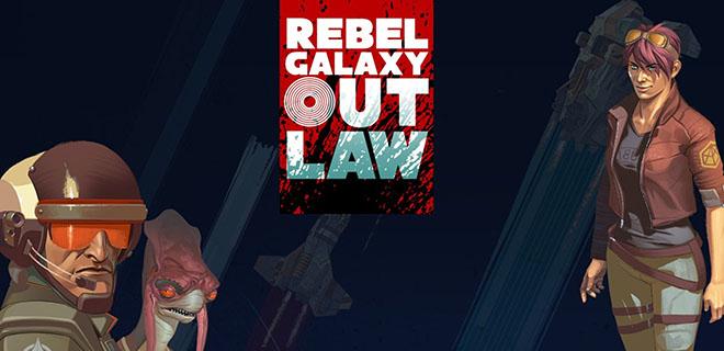 Rebel Galaxy Outlaw v1.11 - торрент