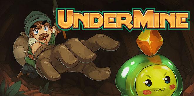 UnderMine v0.7.2.19 - торрент