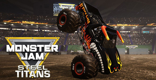 Monster Jam Steel Titans v1.1.0 - торрент