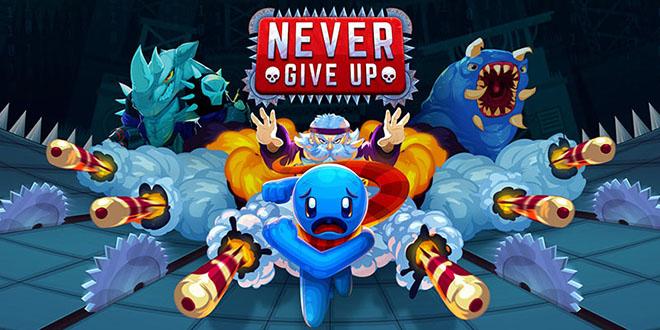 Never Give Up v1.0.0.16 - полная версия