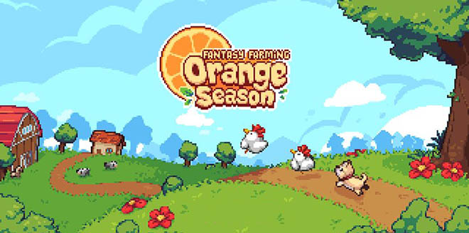 Fantasy Farming: Orange Season v0.6.0.18 - игра на стадии разработки