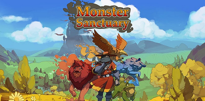 Monster Sanctuary v0.7.4.1 - торрент