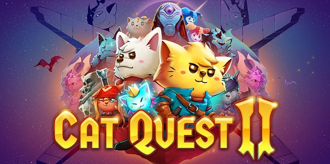 Cat Quest II v1.4.22 - торрент