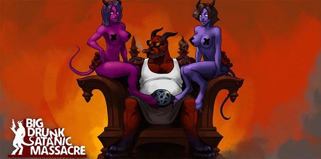 BDSM: Big Drunk Satanic Massacre v1.0.14 - полная версия на русском