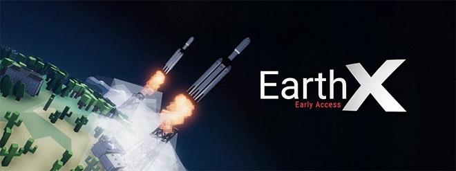 EarthX v0.2.8.1 - игра на стадии разработки