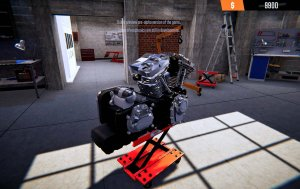 Biker Garage: Mechanic Simulator v30.06.2020 - торрент