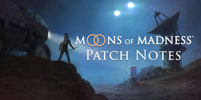 Moons of Madness v1.01 - полная версия на русском