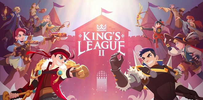 King's League II v1.2.2 - торрент