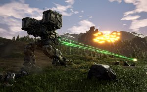 MechWarrior 5: Mercenaries v1.0.253 - торрент