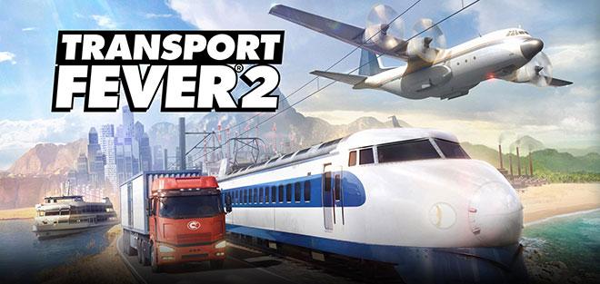 Transport Fever 2 Build 27365 - торрент
