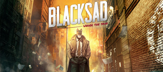 Blacksad: Under the Skin v1.03 - торрент
