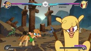 Them's Fightin' Herds v0.7 - игра на стадии разработки