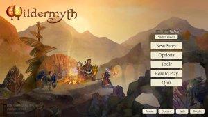 Wildermyth v0.15 - игра на стадии разработки