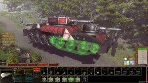 Dieselpunk Wars v0.7.6 - игра на стадии разработки