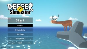 DEEEER Simulator: Your Average Everyday Deer Game v1.0.92 - торрент