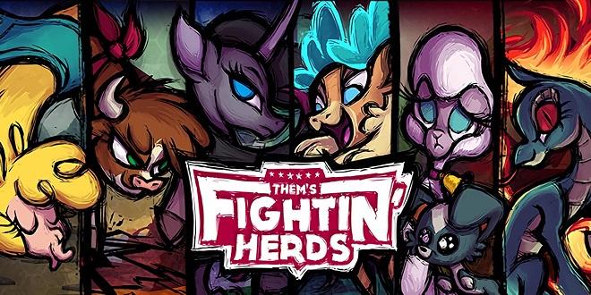 Them's Fightin' Herds v1.3.0 - игра на стадии разработки