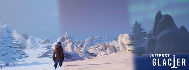 Outpost Glacier v1.12.1 - игра на стадии разработки