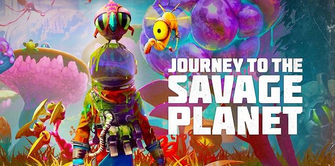 Journey to the Savage Planet v1.0.10 - полная версия на русском