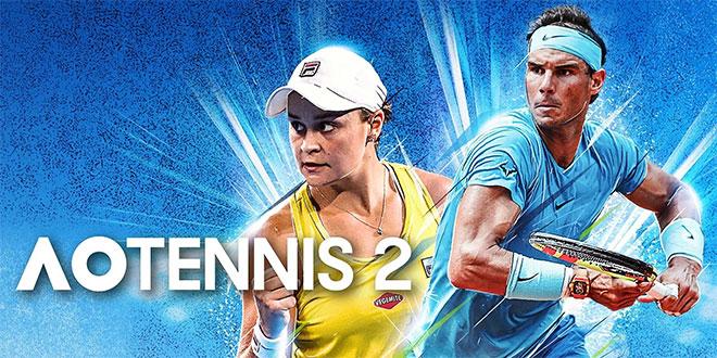 AO Tennis 2 v1.0.1422 - торрент