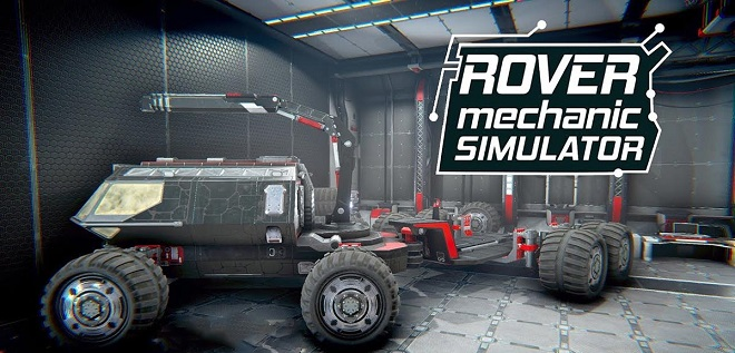 Rover Mechanic Simulator v1.0.0 - торрент