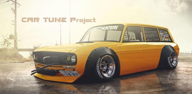 CAR TUNE: Project v0.2.2 - игра на стадии разработки