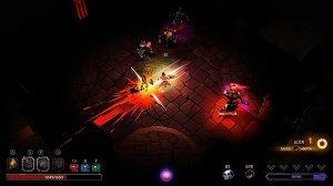 Curse of the Dead Gods v0.19.0.3 - игра на стадии разработки