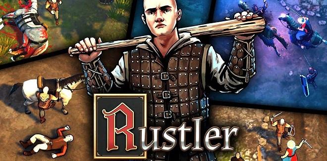 Rustler (Grand Theft Horse) v0.14.17 - игра на стадии разработки