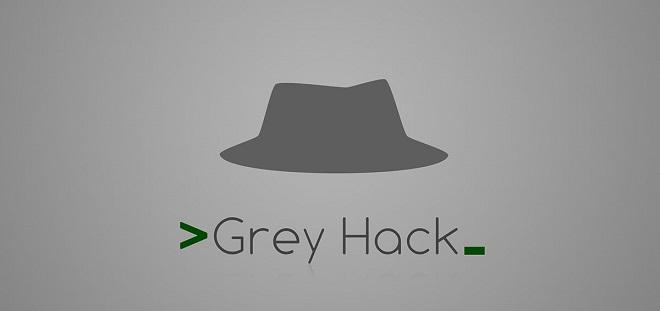 Grey Hack v0.7.3382 - игра на стадии разработки