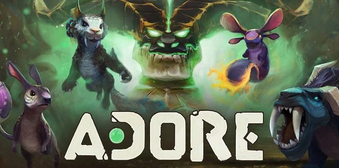 Adore v0.3.2.3 - игра на стадии разработки