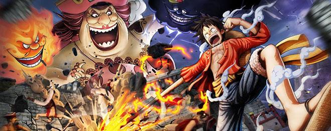 One Piece: Pirate Warriors 4 v1.0 - полная версия на русском