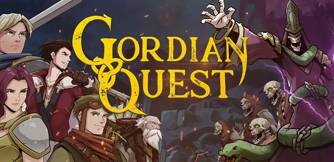 Gordian Quest Build 103b - торрент