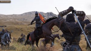 Mount & Blade II: Bannerlord v1.4.1 - игра на стадии разработки