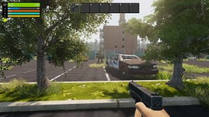 Zompiercer v8.1 - игра на стадии разработки