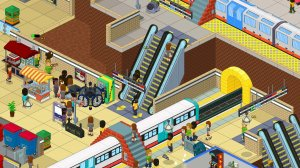 Overcrowd: A Commute 'Em Up v306 - торрент