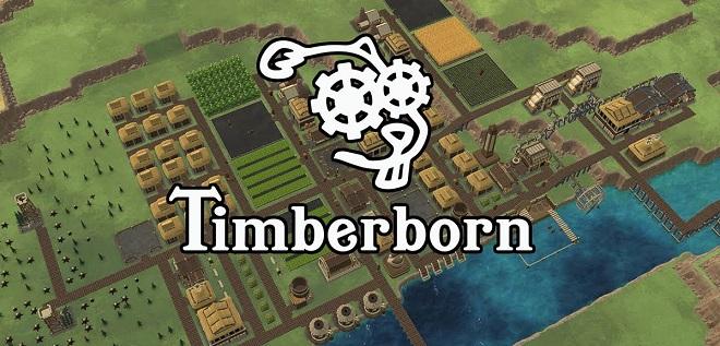 Timberborn v4596 - игра на стадии разработки