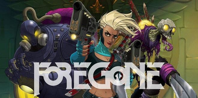 Foregone v0.7.10 - игра на стадии разработки