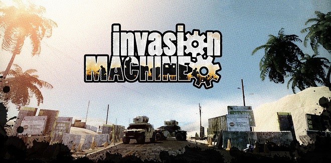 Invasion Machine v17.01.2021 - торрент