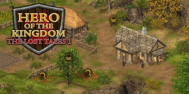 Hero of the Kingdom: The Lost Tales 1 v1.07 - торрент
