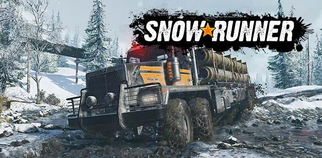 SnowRunner v12.1 - торрент