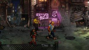 Streets of Rage 4 v05g-r11096 - торрент