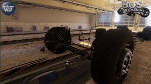 Bus Mechanic Simulator полная версия - торрент